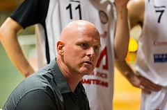 Basketball, 2.Bundesliga, Grunddurchgang 4.Runde, Mattersburg Rocks, Villach Raiders, Mike COFFIN (Headcoach)
