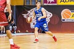 Basketball, ABL 2017/18, Grunddurchgang 14.Runde, Traiskirchen Lions, Oberwart Gunners, Jakob Szkutta (4)