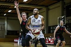 Basketball, 2.Bundesliga, Grunddurchgang 5.Runde, Mattersburg Rocks, Mistelbach Mustangs, Gary WARE (32)