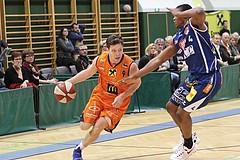 Basketball ABL 2016/17 Grunddurchgang 13.Runde Fürstenfeld Panthers vs Kapfenberg Bulls