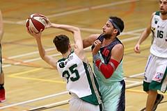 Basketball 2.Bundesliga 2016/17 Grunddurchgang 5.Runde Villach Raiders vs Dornbirn Lions
