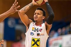 Basketball, CUP 2017 , 1/2 Finale, WBC Wels, Kapfenberg Bulls, De Juan Wright (14)
