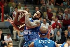 Basketball ABL 2015/16 Grunddurchgang 2.Runde  Traiskirchen Lions vs Kapfenberg Bulls
