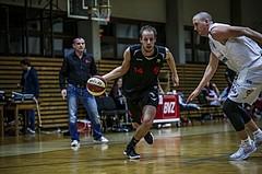 Basketball, 2.Bundesliga, Grunddurchgang 5.Runde, Mattersburg Rocks, Mistelbach Mustangs, Vladimir Sismilich (14)