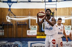 Basketball, ABL 2018/19, Grunddurchgang 33.Runde, Oberwart Gunners, Vienna DC Timberwolves, Dwane Miner (6)