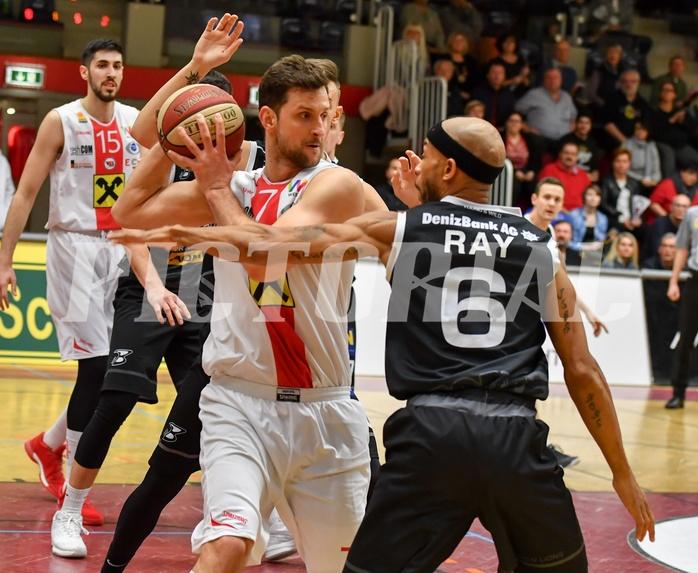 Basketball ABL 2017/18 Grunddurchgang 15. Runde Flyers Wels vs Traiskirchen Lions