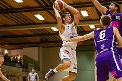 Basketball, 2.Bundesliga, Grunddurchgang 2.Runde, Mattersburg Rocks, Vienna DC Timberwolves, Marco SOLDO (7)