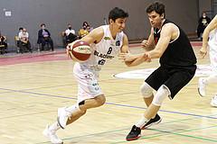Basketball Zweite Liga 2020/21 Grunddurchgang 2.Runde  Jennersdorf Blackbirds vs Mistelbach Mustangs