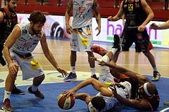 Basketball ABL 2015/16 Grunddurchgang 15.Runde Kapfenberg Bulls vs F