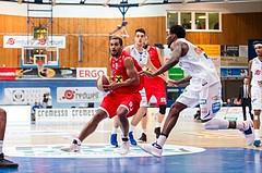 Basketball, ABL 2016/17, Grunddurchgang 21.Runde, Oberwart Gunners, WBC Wels, Lorenzo O'Neal (9), Jamari Traylor (9)