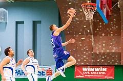 Basketball, ABL 2016/17, CUP 2.Runde, Blue Devils Wr. Neustadt, Oberwart Gunners, Sebastian Kaeferle (7)