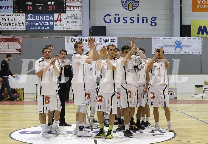 Basketball 2.Bundesliga 2017/18 Grunddurchgang 14.Runde  Jennersdorf Blackbirds vs Basket 2000 Vienna