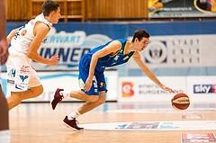 Basketball, ABL 2017/18, Grunddurchgang 2.Runde, Oberwart Gunners, UBSC Graz, Tomislav Rasic (16)