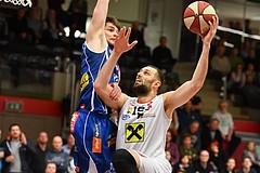 Basketball ABL 2016/17 Grunddurchgang 22. Runde WBC Wels vs ece bulls Kapfenberg