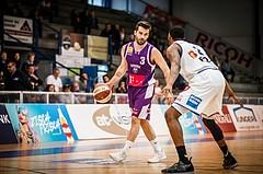 Basketball, ABL 2018/19, Grunddurchgang 33.Runde, Oberwart Gunners, Timberwolves, Petar Cosic (3)