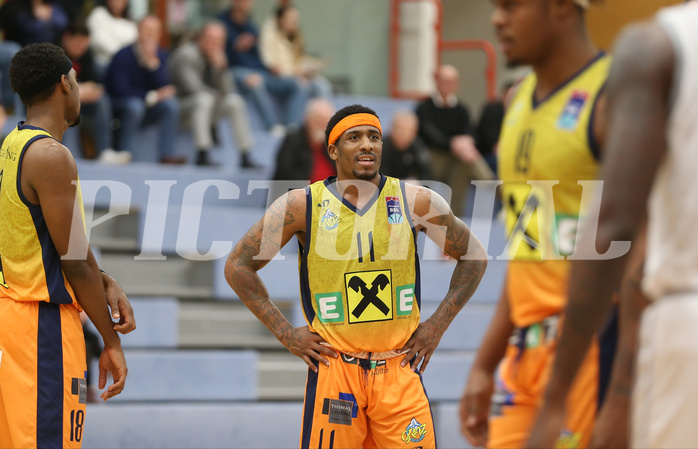 Basketball Superliga 2019/20, 2.Qualifikationsrunde Traiskirchen Lions vs. UBSC Graz