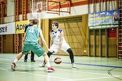 Basketball, 2.Bundesliga, Grunddurchgang 4.Runde, Mattersburg Rocks, BBU Salzburg, Ognjen Drljaca (4)