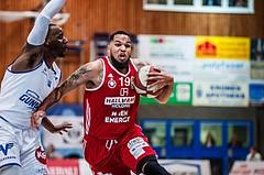 Basketball, ABL 2018/19, Grunddurchgang 1.Runde, Oberwart Gunners, BC Vienna, Jason Detrick (19)