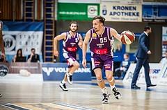 Basketball, ABL 2018/19, Grunddurchgang 33.Runde, Oberwart Gunners, Timberwolves, Andreas Werle (55)