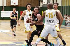Basketball 2.Bundesliga 2020/21 Halbfinale Spiel 1  Fürstenfeld Panthers vs  Mattersburg Rocks