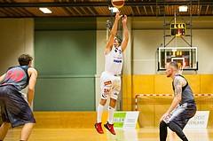 Basketball, 2.Bundesliga, Grunddurchgang 4.Runde, Mattersburg Rocks, Villach Raiders, Joey VICKERY (4)