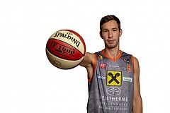 Basketball, ABL 2018/19, Media, Fürstenfeld Panthers, David Heuberger (5)