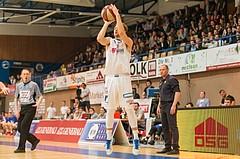 Basketball, CUP 2017 , 1/2 Finale, Oberwart Gunners, Gmunden Swans, Georg Wolf (10)