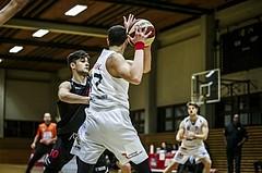 Basketball, 2.Bundesliga, Grunddurchgang 5.Runde, Mattersburg Rocks, Mistelbach Mustangs, Tobias WINKLER (17)