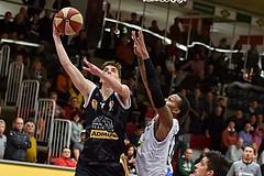 Basketball ABL 2015/16 Grunddurchgang 27.Runde WBC Wels vs Traiskirchen Lions