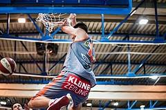 Basketball, ABL 2018/19, Grunddurchgang 5.Runde, Oberwart Gunners, Fürstenfeld Panthers, Mario Spaleta (15)