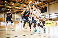 Basketball, Basketball Zweite Liga, Playoff: Viertelfinale 3. Spiel, Mattersburg Rocks, BBC Nord Dragonz, Roman Skvasik (12)
