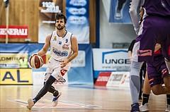 Basketball, ABL 2018/19, Grunddurchgang 33.Runde, Oberwart Gunners, Vienna DC Timberwolves, Hannes Ochsenhofer (9)