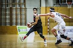 Basketball, 2.Bundesliga, Grunddurchgang 5.Runde, Mattersburg Rocks, Mistelbach Mustangs, Julian Alper (10)