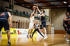 Basketball, Basketball Zweite Liga, Playoff: Viertelfinale 3. Spiel, Mattersburg Rocks, BBC Nord Dragonz, Jan NICOLI (6)
