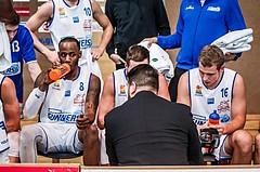 Basketball, ABL 2018/19, Grunddurchgang 5.Runde, Oberwart Gunners, Fürstenfeld Panthers, Timeout Oberwart Gunners
