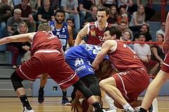 13.04.2018 Basketball ABL 2017/18 Grunddurchgang 32. Runde Traiskirchen Lions vs. Oberwart Gunners