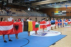 Basketball U18 European Championship Men DIV B Opening Ceremony