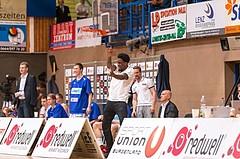 Basketball, ABL 2016/17, Playoff HF Spiel 2, Oberwart Gunners, WBC Wels, Jamari Traylor (9)
