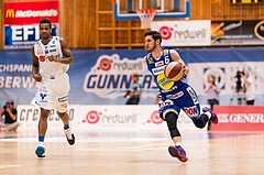 Basketball, ABL 2015/16, Playoff Viertelfinale Spiel 5, Oberwart Gunners vs. Gmunden Swans