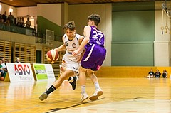 Basketball, 2.Bundesliga, Grunddurchgang 2.Runde, Mattersburg Rocks, Vienna DC Timberwolves, Benjamin BERNLEITHNER (13)