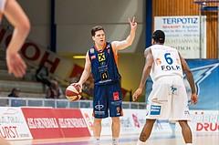 Basketball, ABL 2016/17, Grunddurchgang 35.Runde, Oberwart Gunners, Fürstenfeld Panthers, Paul Radakovics (9)