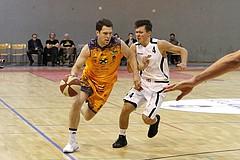 Basketball CUP 2017/18 Achtelfinale  Jennersdorf Blackbirds vs Fürstenfeld Panthers