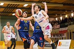 Basketball, ABL 2016/17, CUP 2.Runde, Mattersburg Rocks, Fürstenfeld Panthers, Jan NICOLI (10)