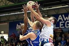 Basketball ABL 2017/18 Grunddurchgang 8.Runde Kapfenberg Bulls vs Gmunden Swans