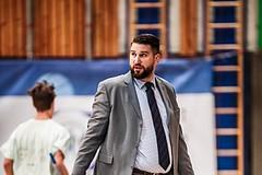 Basketball, ABL 2018/19, Grunddurchgang 1.Runde, Oberwart Gunners, BC Vienna, Horst Leitner (Head Coach)