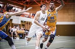Basketball, 2.Bundesliga, PD Spiel 5, BBC Nord Dragonz, BBU Salzburg, Dragisa Najdanovic (55)