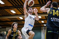 Basketball, Basketball Zweite Liga, Grunddurchgang 3.Runde, Mattersburg Rocks, Fürstenfeld Panthers, Marko SOLDO (7)