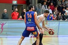 Basketball ABL 2016/17 Grunddurchgang 24. Runde WBC Wels vs Fuerstenfeld Panthers