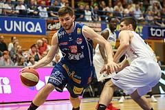 14.05.2017 Basketball ABL 2016/17 Playoff SF Spiel 2 Gmunden Swans vs. Kapfenberg Bulls