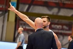 Basketball ABL 2015/16 Grunddurchgang 10.Runde WBC Wels vs Guessing Knights